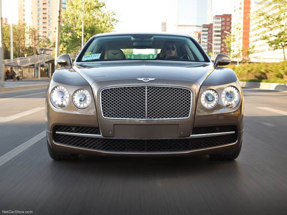 Flying Spur 2014